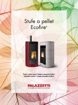 Stufe a pellet Ecofire - 1