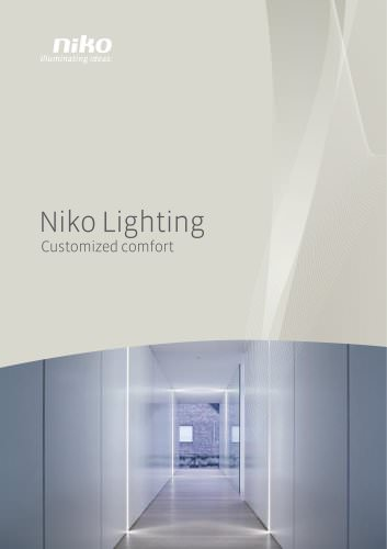 Niko Lighting brochure