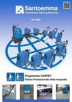 Programma CARPET - Pulizia Professionale della moquette