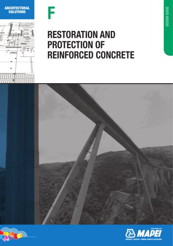 Restoration and protection of reinforced concrete