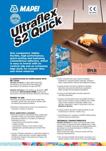 ULTRAFLEX S2 QUICK