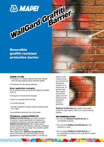 WALLGARD BARRIER