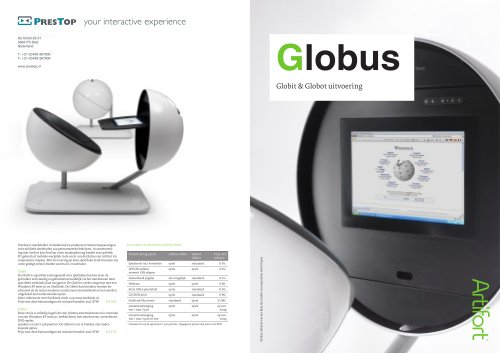 working-stations:Globus