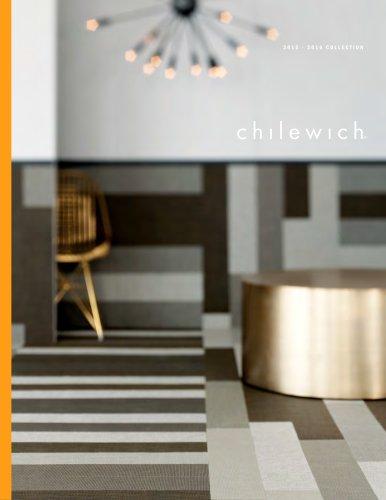Chilewich- Contract Brandbook 2015-2016