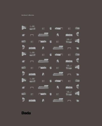 Dada Kitchens Collection 2018