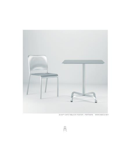 20-06 Square table