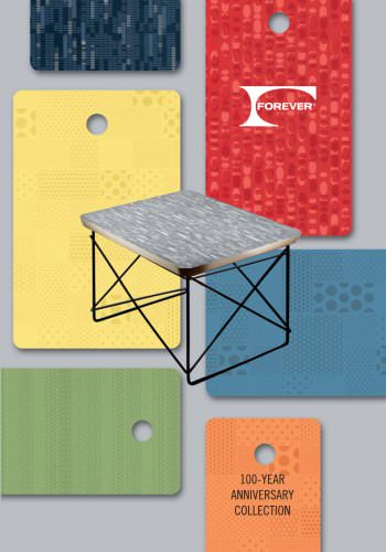Formica® 100-Year Anniversary Collection