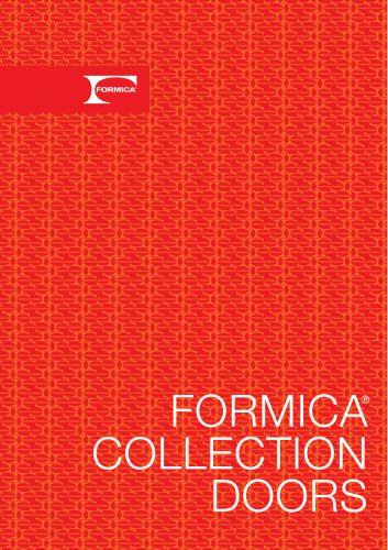 Formica® Collection Doors