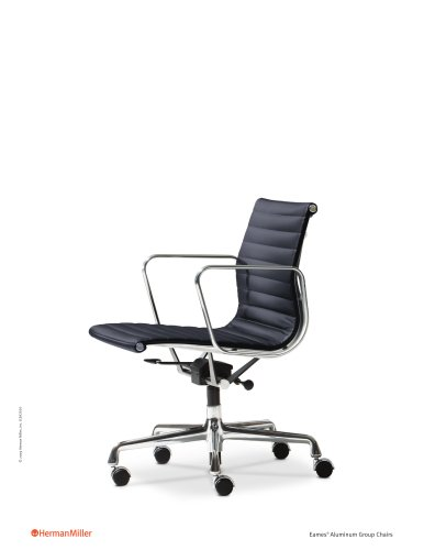 Eames Aluminum Group Chairs Product Sheet