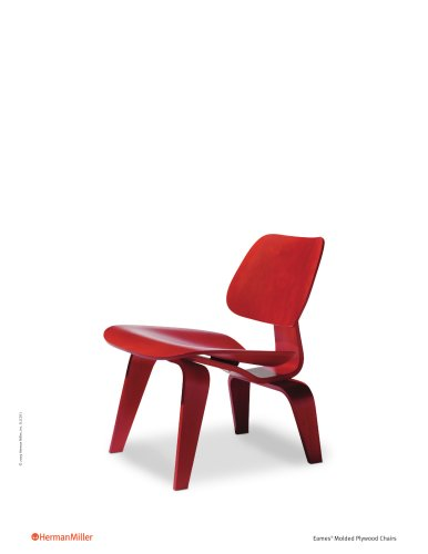 Eames Molded Plywood Chairs Product Sheet