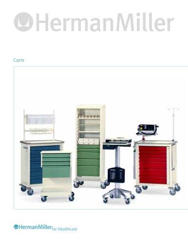 Mobile Technology Carts brochure