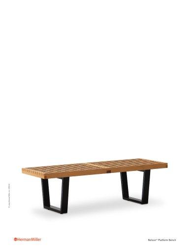 Nelson Platform Bench Product Sheet