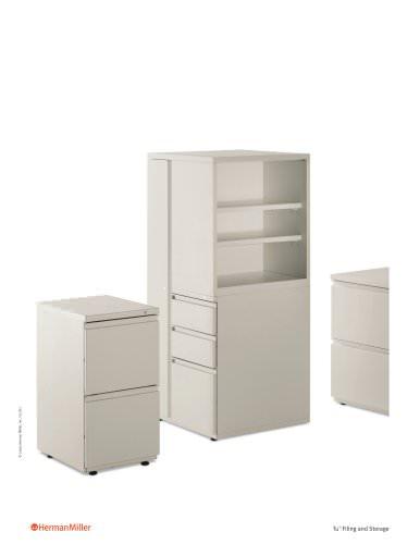 Tu Filing and Storage brochure