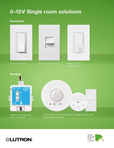 0-10 V Solutions Brochure
