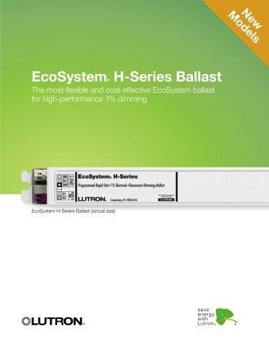 EcoSystem® H-Series Ballast