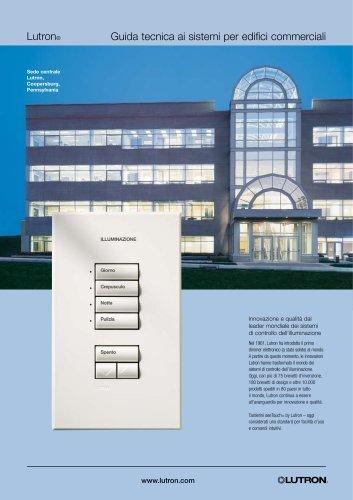 Guida tecnica ai sistemi per edifici commerciali