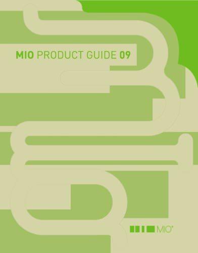 MIO Catalog 09