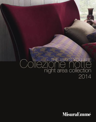 NIGHT AREA COLLECTION 2014