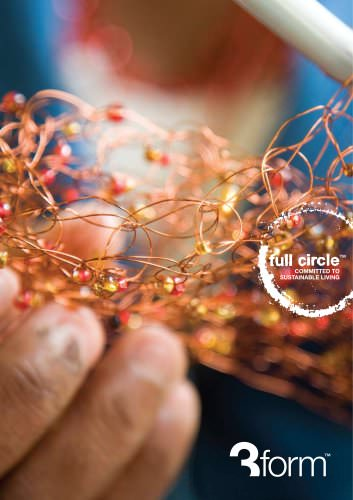 3form Full Circle Brochure