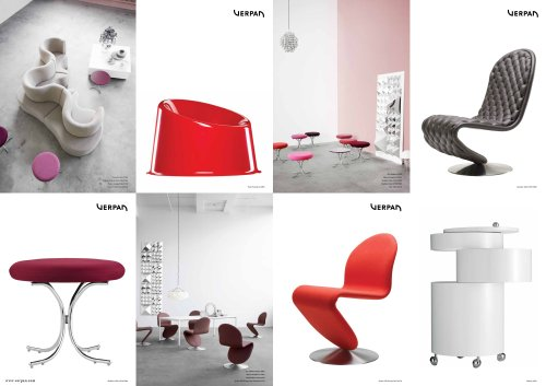 Hand-Out-Brochure: Furniture Overview 2013