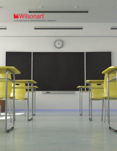 Wilsonart® Chalkboard & Markerboard Laminate