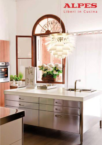 alpes liberi in cucina