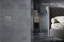 ITALIAN URBAN STYLE BED