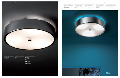 Ceiling lamps: Logan