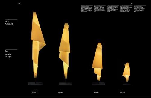 Floor lamp:Alta Costura
