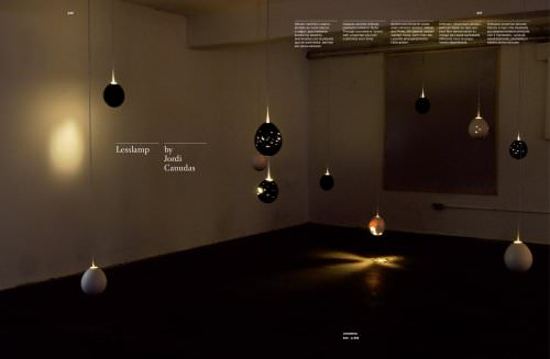 Metalab:Lesslamp