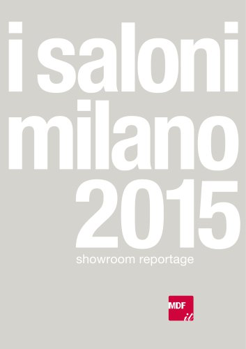 i saloni milano showroom reportage