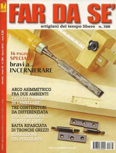 """Helisea: benefici irraggiamento su """"FAR DA SE'"""" - Marzo 2010"""