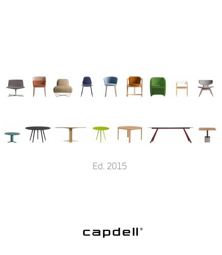CAPDELL CATALOGUE 2015