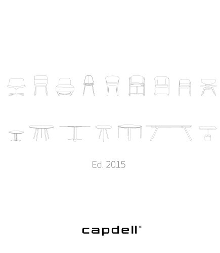 CAPDELL TECHNICAL CATALOGUE 2015