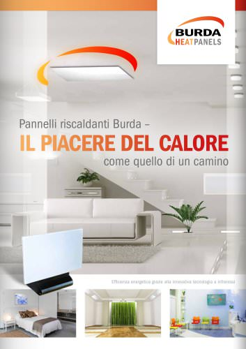 Catalogo BURDA HEATPANELS