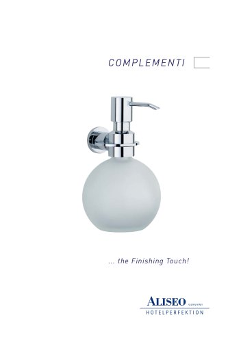 COMPLEMENTI Bathroom Accessories