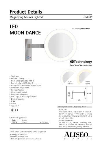 LED MOON DANCE