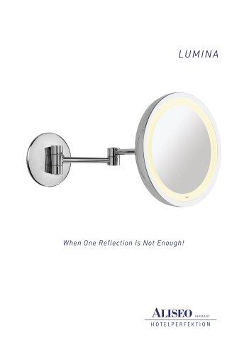 LUMINA Lighted LED Mirrors