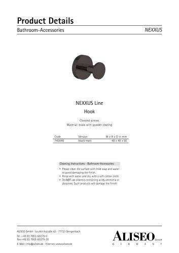 NEXXUS : 740045