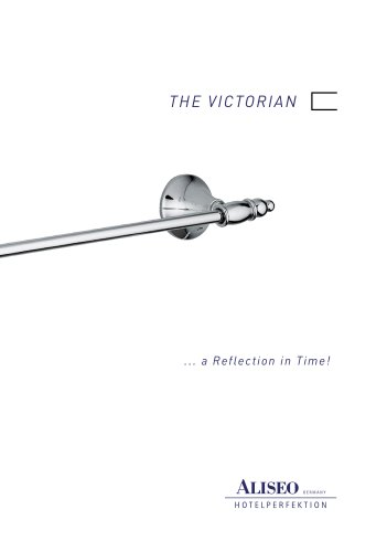 THE VICTORIAN Bathroom Accessories