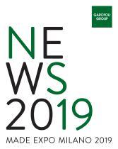 Novità 2019 GIDEA
