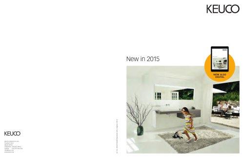 New in 2015