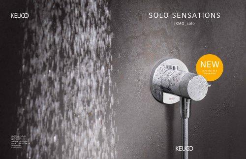SOLO SENSATIONS IXMO_solo