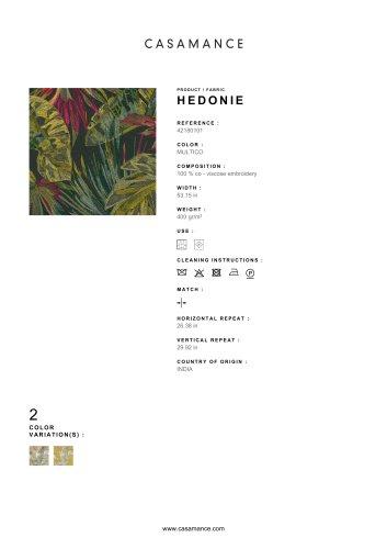 HEDONIE