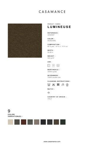 LUMINEUSE