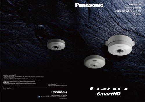 360-degree Network Camera Catalog