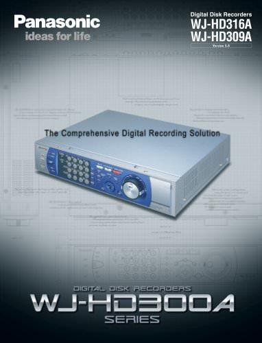 digital CCTV video recorder