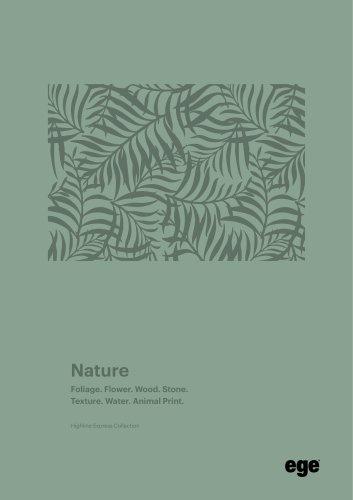 Nature brochure Highline