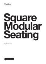 SQUARE Modular Seating