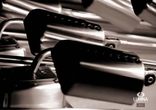 lumina catalogue 2011